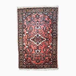 Handgemachter orientalischer Vintage Lilihan Teppich, 1970er