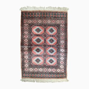 Tapis Bukhara Vintage Fait Main, Ouzbékistan, 1960s