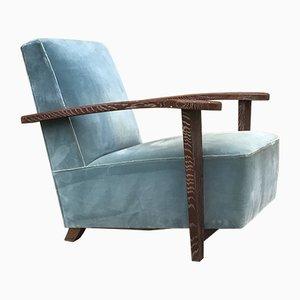 Französischer Art Deco Sessel, 1930er