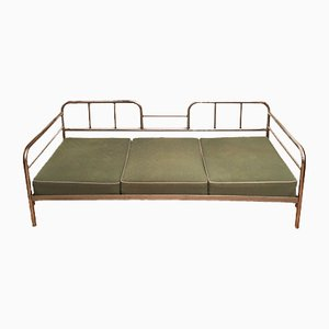 Tubular Steel Daybed by Robert Slezak for UP Závody, 1930s