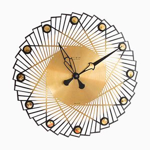 Mid-Century Clock from Weimar