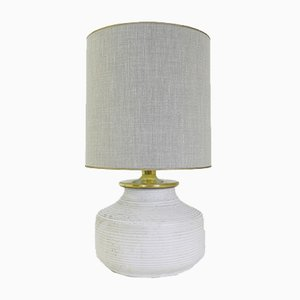 Tischlampe aus Terrakotta, 1960er