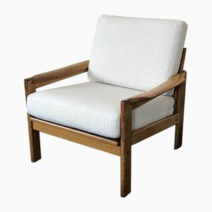 Danish Teak Easy Chair, 1970s