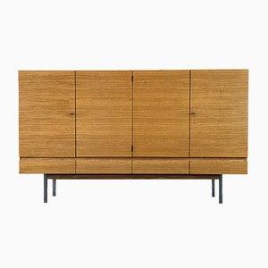 Dänisches Sideboard aus Palisander & Chrom, 1960er