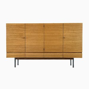 Danish Palisander & Chrome Sideboard, 1960s