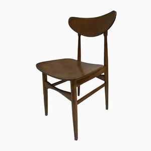 Schwedische Esszimmerstühle, 1950er, 6er Set