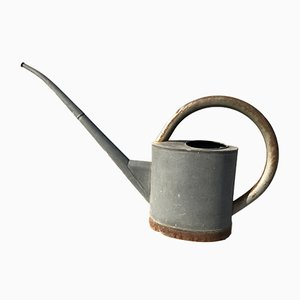 Zinc Watering Can, 1950s