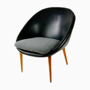 Chaise Vintage en Similicuir