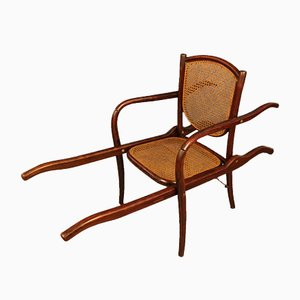Chaise Portable Antique de Thonet