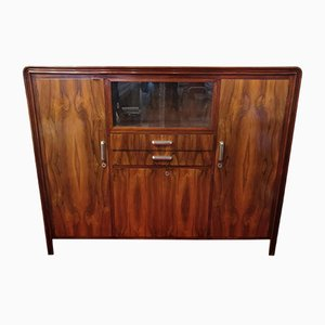 Italian Art Deco Office Cabinet, 1930s