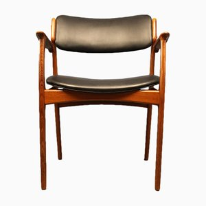 Armchair by Erik Buch for O.D. Møbler, 1960s