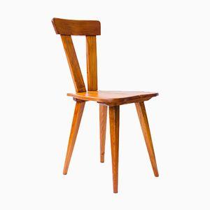Vintage Zydel Chairs by Władysław Wincze & Olgierd Szlekys for ŁAD Cooperative, Set of 2