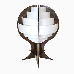 Danish Table Lamp by Flemming Brylle & Preben Jacobsen, 1960s