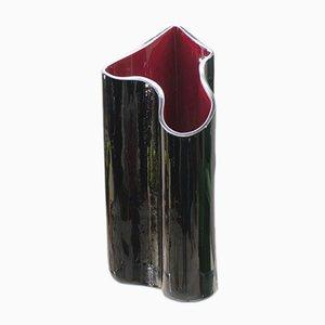 Kelo Schirmständer oder Vase aus Muranoglas von Timo Sarpaneva für Venini, 1988