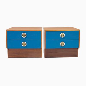 Swedish Nightstands from Ulferts, 1970s, Set of 2