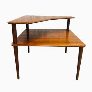 Tavolino da caffè Minerva vintage di Peter Hvidt e Orla Mølgaard-Nielson per France & Søn, anni '60