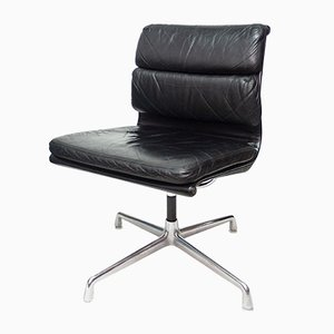 Aluminum Group Soft Pad Chair by Charles & Ray Eames for Herman Miller, 1970s