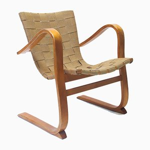 Tösen Easy Chair by Gustav Axel Berg, 1930s