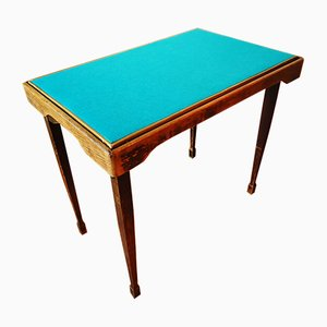 Vintage Folding Card Table from Silvedale, 1920s