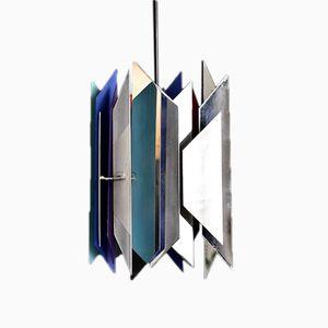 Divan 2 Tivoli Pendant Lamp by Simon P. Henningsen for Lyfa, 1962