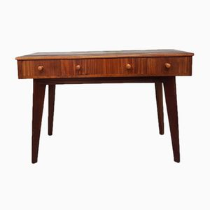 Mid-Century Walnut Desk from Morris of Glasgow