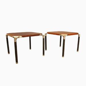 Tavolini Urio di Ico Parisi per MIM, set di 2