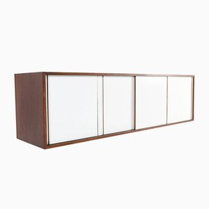 Mid-Century Modern Floating Credenza by Martin Visser for 't Spectrum, 1960s