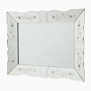 Miroir Rectangulaire Art Déco