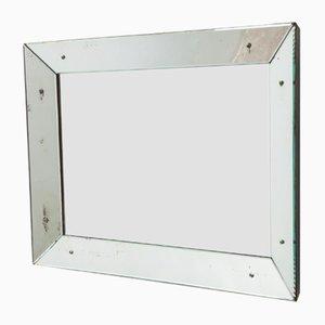 Espejo francés rectangular, años 30