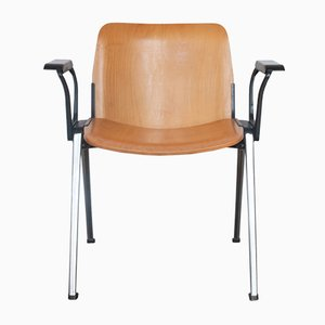 Vintage Stacking Armchair from Velca Legnano Milano