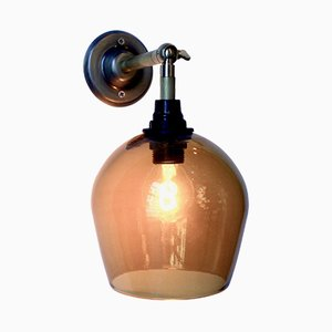 Honey Bell 125 Hardwire Wall Lamp by One Foot Taller