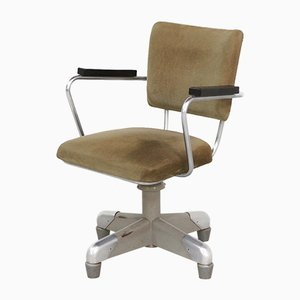 Vintage Model 358 P Office Chair by Ch. Hoffmann for Gispen
