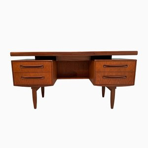 Vintage Teak Desk by Victor Wilkins for G-Plan
