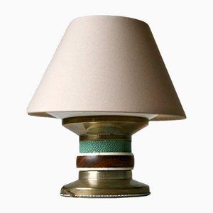 Lámpara de mesa de André Groult, años 30