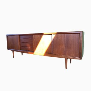Mid-Century Teak Sideboard by Axel Christensen for ACO Mobel, 1960s