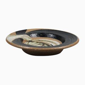 Stoneware Bowl by Noomi Backhausen for Søholm Stoneware, 1960s