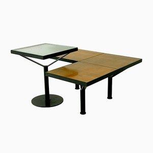 Table d'Appoint Constructiviste, France, 1980s