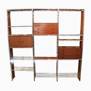 Modulares Bücherregal von Multimueble, 1970er