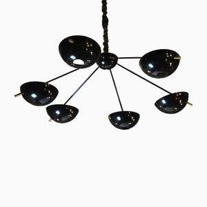 Lámpara de araña de aluminio de Creative Cellule Studio para Misa Arte