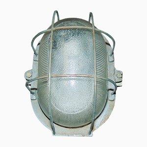 Industrielle Vintage Fabriklampe, 1970er