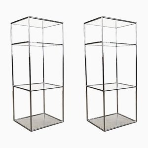 Abstracta Shelves by Poul Cadovius for Abstracta System, Set of 2