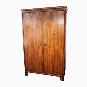 Biedermeier 2-Door Wardrobe