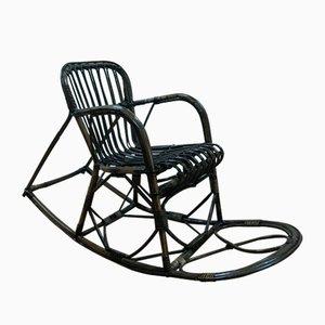 Rocking Chair d'Enfant Vintage, 1950s