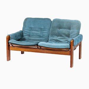 Sofá de dos plazas de Yngve Ekström para Pastoe & Swedese, años 60