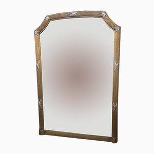 Vintage Gold & Silver Mirror
