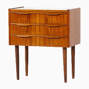 Commode en Teck, Danemark, 1960s