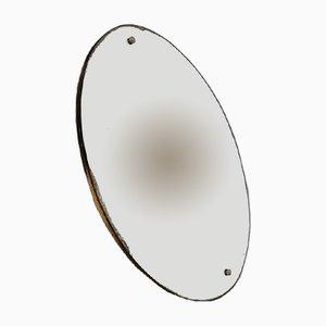 Mid-Century Italian Wall Mirror, 1950s