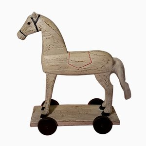 Toy Horse on Wheels, 1980s
