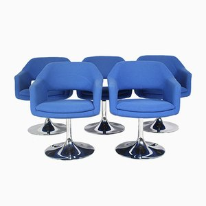 Fauteuils Pivotants Largo de Johanson Design, Set de 5