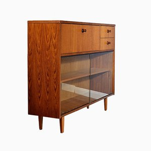 Mid-Century Teak Bookcase from Avalon